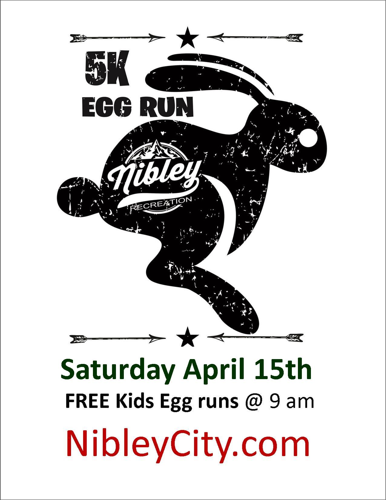 2017 Egg Run Flyer