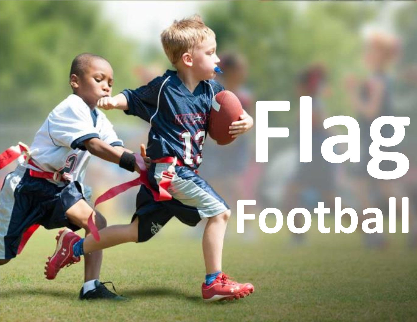 Flag Football Icon