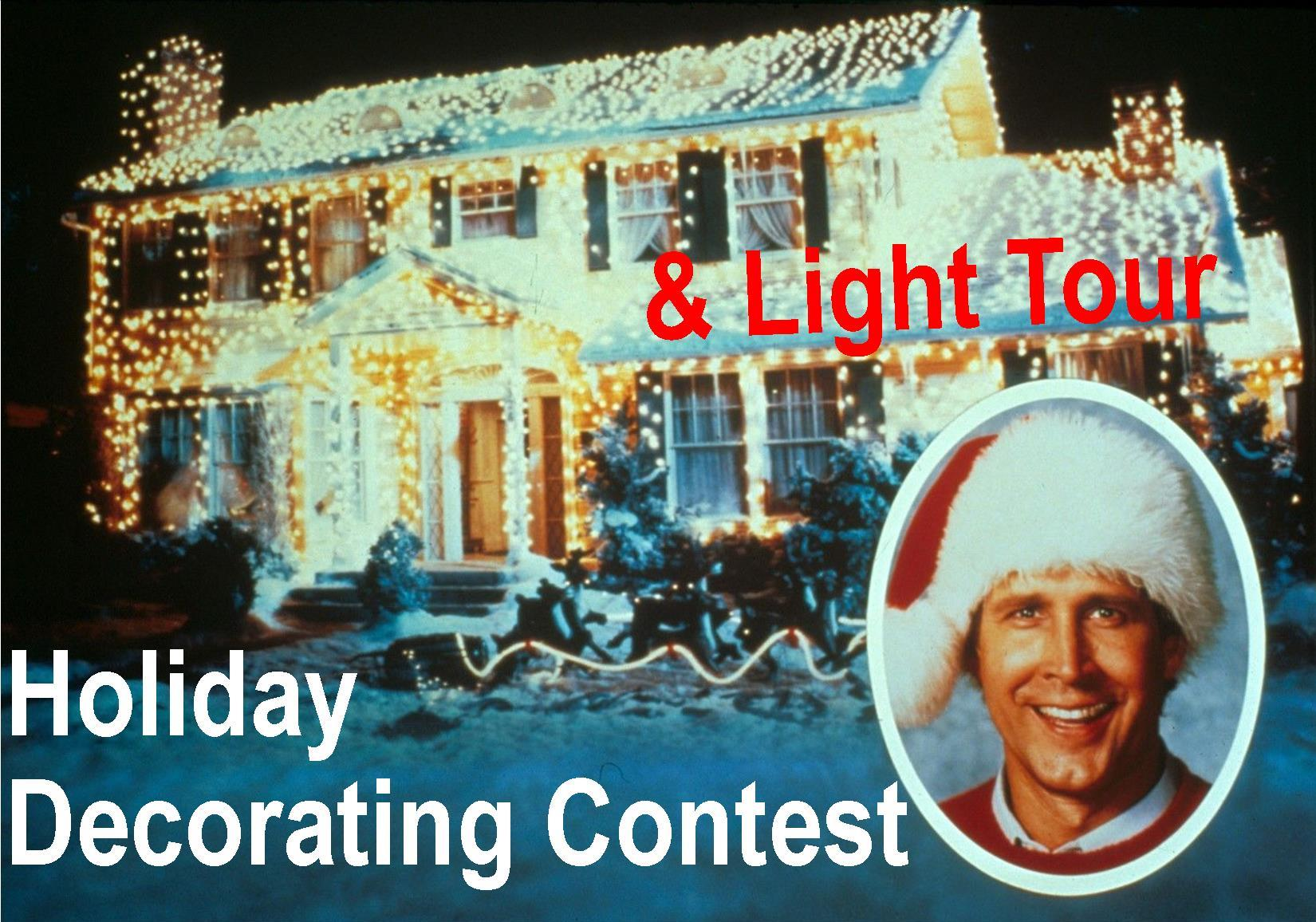 Holiday Decorating Contest N Light Tour Icon Publisher