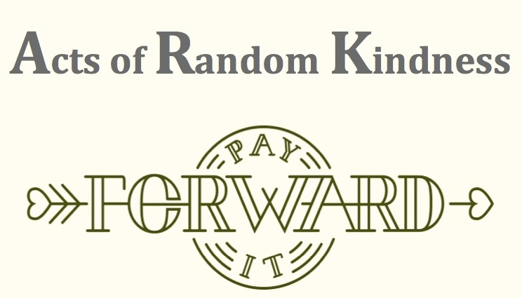 Random Acts - Pay it Forward Crop