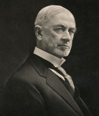 Picture of Charles W. Nibley for whom the city was named